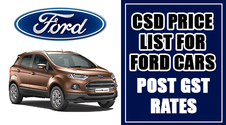 CSD-Price-List-for-Ford-Cars---Post-GST-Rates