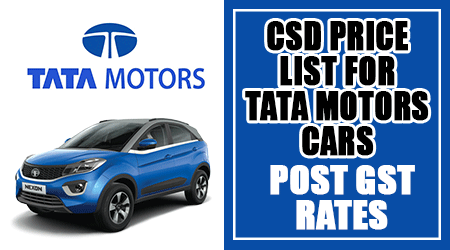 CSD-Price-List-for-Tata-Motors-Cars---Post-GST-Rates