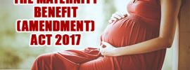 The-Maternity-Benefit-(Amendment)-Act,2017