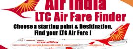 Air India LTC Air Fare Finder
