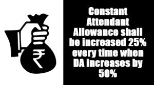 Constant Attendant Allowance