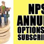 NPS Annuity Options