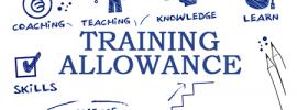 Training Allowance