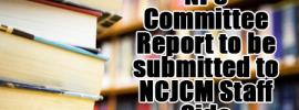 NPS Committee Report